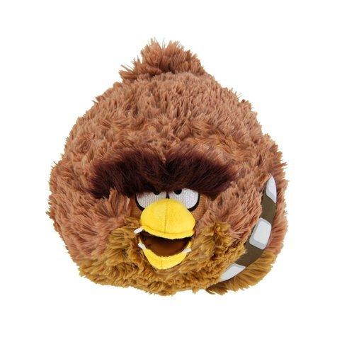 "Мягкая игрушка ""Чубака"", 12 см игрушка мягкая angrybirds star wars 30 см 94065b 4 angry birds"