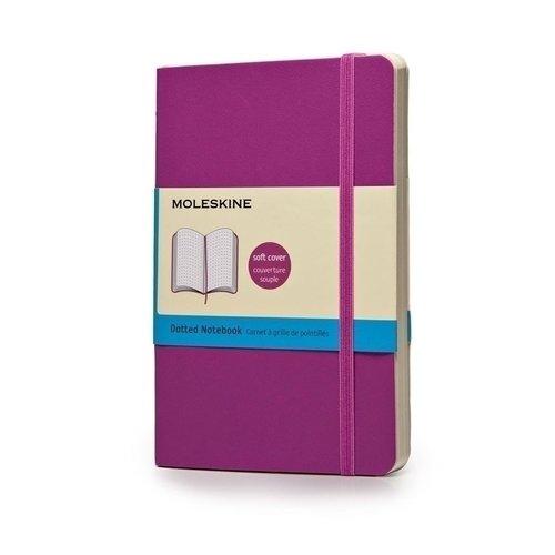 Записная книжка в точку Classic Soft розовая Pocket записные книжки venuse 77005 набор подарочный записная книжка брелок