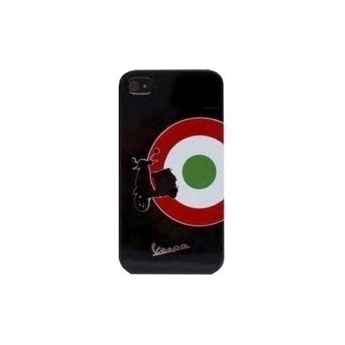 """лучшая цена Чехол для iPhone 5 """"Target Black"""" черный"""