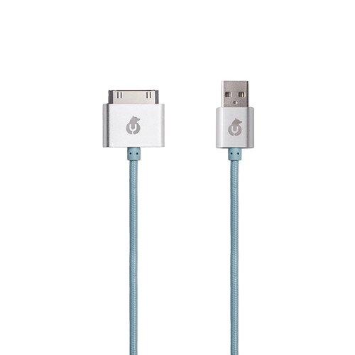 Фото - USB-кабель Cable светло-голубой кабель