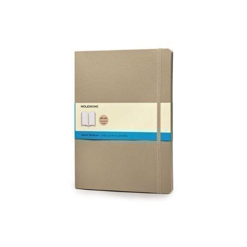 Записная книжка в точку Classic Soft бежевая ХLarge записные книжки venuse 77005 набор подарочный записная книжка брелок