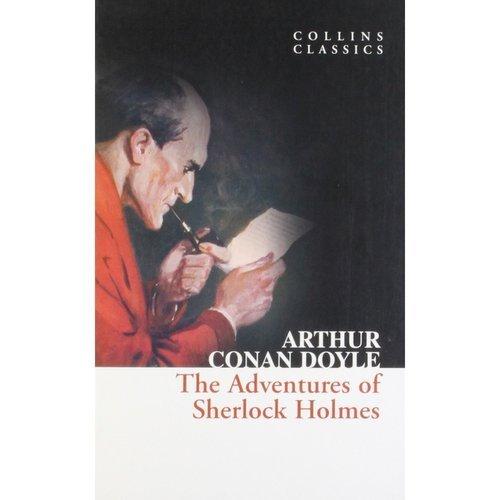 The Adventures of Sherlock Holmes, Arthur Conan Doyle, ISBN 9780007350834, HarperCollins , 978-0-0073-5083-4, 978-0-007-35083-4, 978-0-00-735083-4 - купить со скидкой
