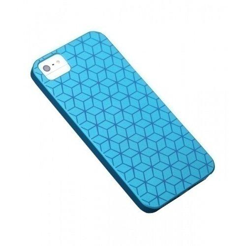 """Чехол для iPhone 5/5S """"Impress Protective Case Blue"""" стоимость"""