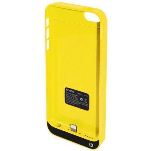 Чехол-аккумулятор HelpinG-iC04 жёлтый Exeq