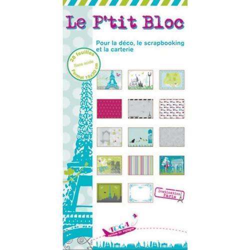 Набор бумаги для творчества Paris набор для творчества тм белоснежка набор бумаги французское путешествие 30 5 30 5см