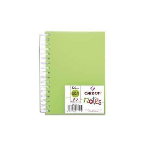 Блокнот для графики А6, 50 листов, 120 г/м2, зеленый