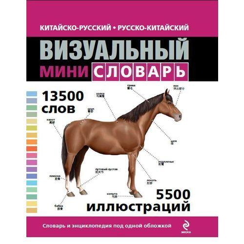 Китайско-русский и русско-китайский визуальный мини-словарь