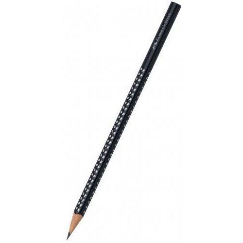 Карандаш чернографитовый Neon, черный faber castell чернографитовый карандаш triangular цвет корпуса белый черный мотив корова