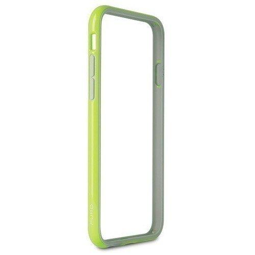 """Чехол для iPhone 6 """"Bumper"""" зеленый стоимость"""