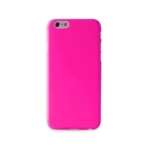 Чехол для iPhone 6 Plus Ultra-Slim розовый цена
