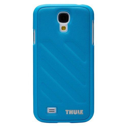 Чехол для Galaxy S4 синий TGG-104B