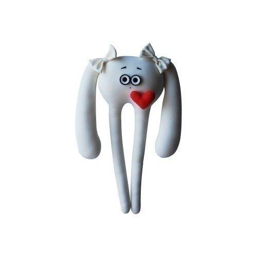 Мягкая игрушка Девочка моя зая мягкая игрушка моя зая животные 42 см 2134321