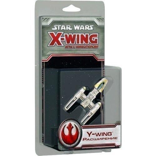 """цена на Настольная игра """"Star Wars. X-Wing"""". Расширение Y-Wing"""