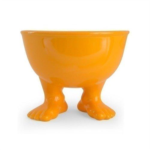 Миска средняя, оранжевая