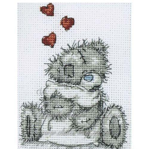 Набор для вышивания Teddy Hugs набор для вышивания крестом neocraft боярышник 20 х 25 см