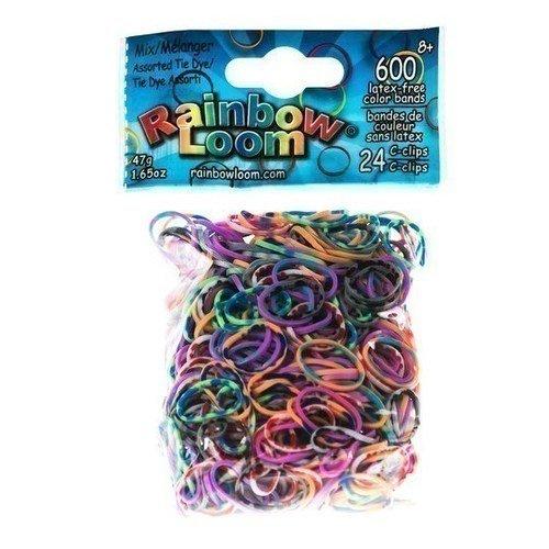 Набор резиночек Радужный кэт робертс плетем из резиночек 60 супер идей