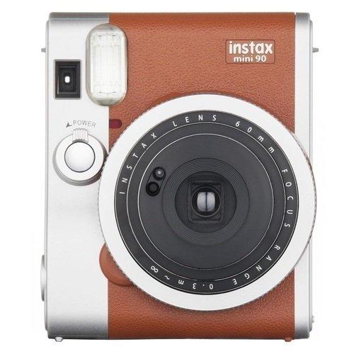 Фотоаппарат Instax Mini 90 Brown фотоаппарат fujifilm 70 instax mini blue