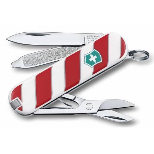 """Нож-брелок коричневый """"Леденец"""" европа нож брелок victorinox classic bicycle 0 6223 l1506"""