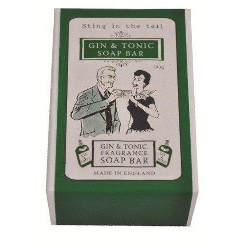 "Мыло в коробке ""Gin & Tonic"""