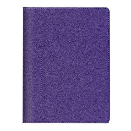 """Профессиональная записная книжка """"Memory"""" A5, 17 х 22 см, фиолетовая"""