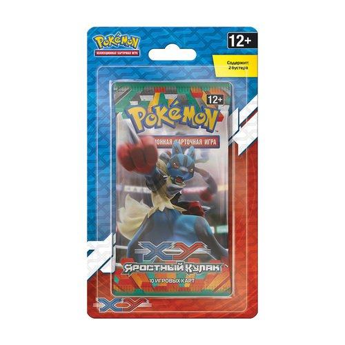 """Коллекционная карточная игра """"Pokémon XY Яростный кулак"""""""