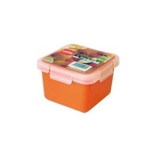 Контейнер Кочевник, 0,4 л, оранжевый контейнер пищевой tatay цвет оранжевый круг диаметр 26 см