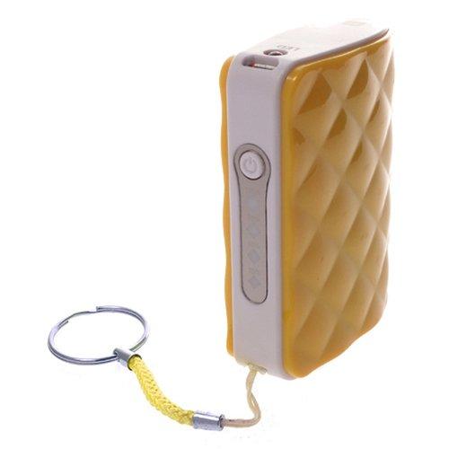 Фото - Внешний аккумулятор PB-4401 жёлтый внешний аккумулятор для