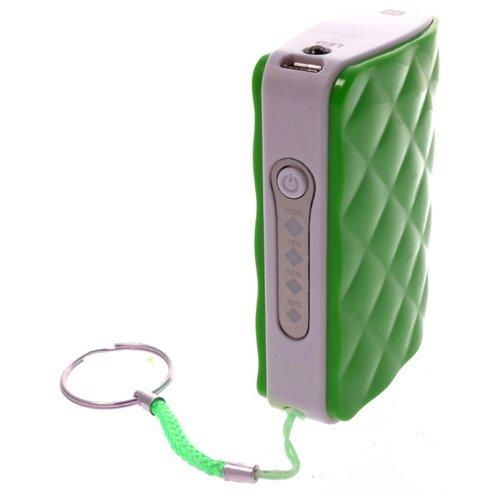 Фото - Внешний аккумулятор PB-4401 зелёный кабель