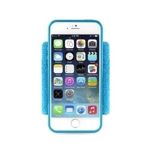 Спортивный чехол для iPhone 6, с отделением для ключей, голубой стоимость