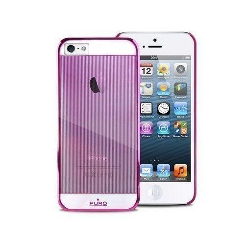 Фото - Чехол для iPhone 5 Mirror розовый чехол