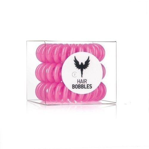 Резинка-браслет розовая