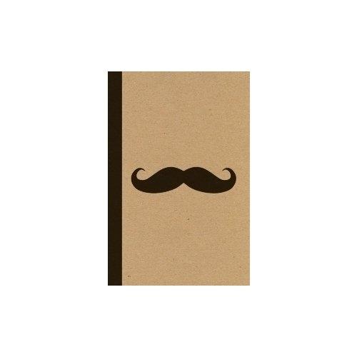 "Блокнот ""Belle Moustache"" А6 блокнот 32л а6 санкт петербург настоящий петербуржец крафт"