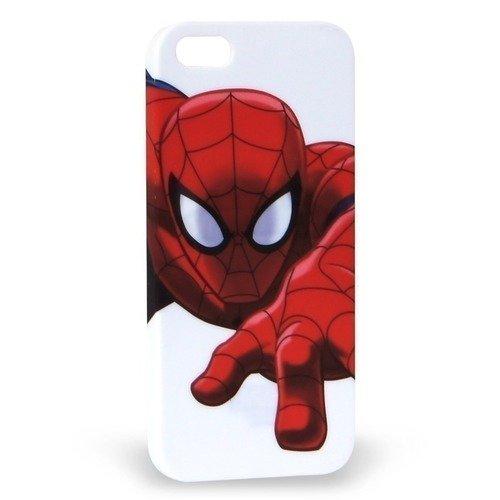 """Крышка задняя для iPhone 5 """"Человек-паук"""""""