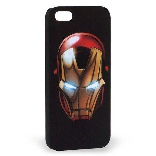 """Крышка задняя для iPhone 5 """"Железный человек"""""""