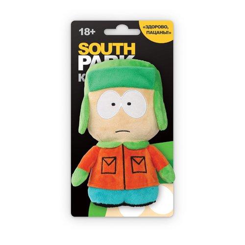 """Мягкая игрушка Южный Парк """"Кайл"""", 12 см 1toy южный парк кайл с чипом т57482"""