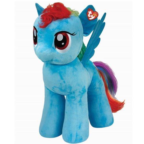 Мягкая игрушка Пони Rainbow Dash, 76 см мягкая игрушка брелок пони