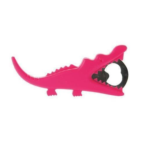 """Открывалка для бутылок """"Croc"""", розовая"""