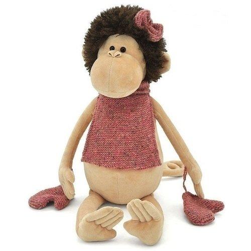 Купить Мягкая игрушка Обезьяна Жози , 25 см, Orange Toys, Мягкие игрушки