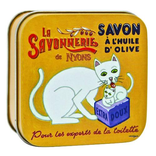"Мыло в коробке ""Кошка"""