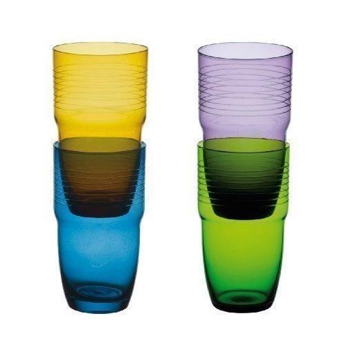 Набор складных стаканов, 4 шт.
