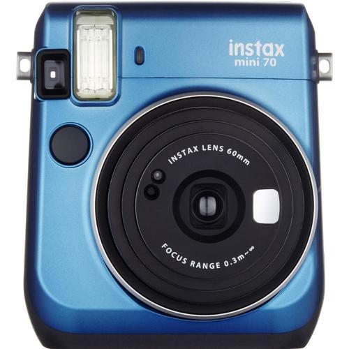 Фото - Фотоаппарат Instax Mini 70 Blue EX фотопринтер instax share sp 2 gold ex