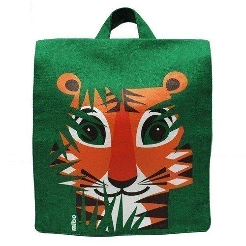 Купить Рюкзак детский Tiger зеленый, Coq En Pate, Детские сумки, рюкзаки и ранцы