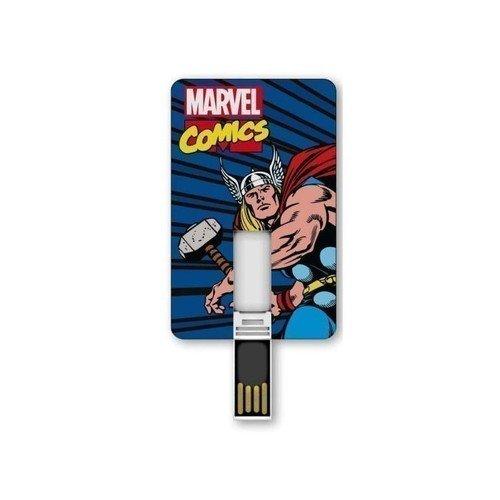 "USB-карта ""Marvel. Thor"" 8 Gb thor ледянка marvel thor 52 см круглая т58171"
