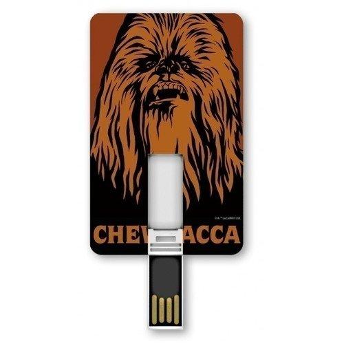 """USB-карта """"SW Chewbacca"""" 8 Gb цена и фото"""
