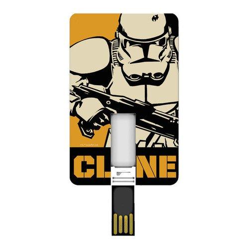 """USB-карта """"SW Clonetrooper"""" 8 Gb цена и фото"""