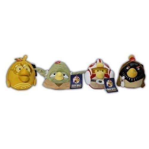 "Мягкая игрушка ""Angry Birds. Star Wars"""