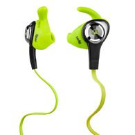 Наушники с микрофоном iSport Intensity Green In-Ear Headphones