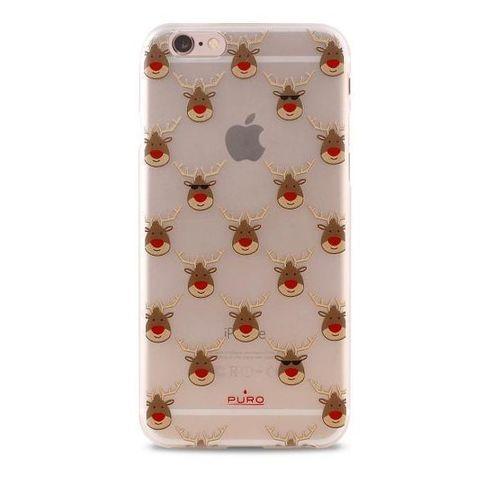 """Чехол для iPhone 6/6s """"UltrA-Slim ''0.3"""" Олени цена в Москве и Питере"""