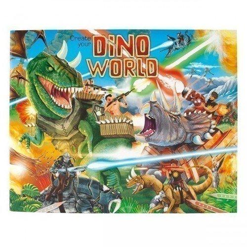 "Альбом с наклейками ""Dino World"" цены онлайн"