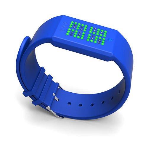 """Часы наручные """"Blink Touch"""", синие все цены"""